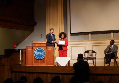 Berea Service Award