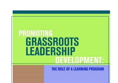 Promoting Grassroots Leadership Development: the Role of a Learning Program