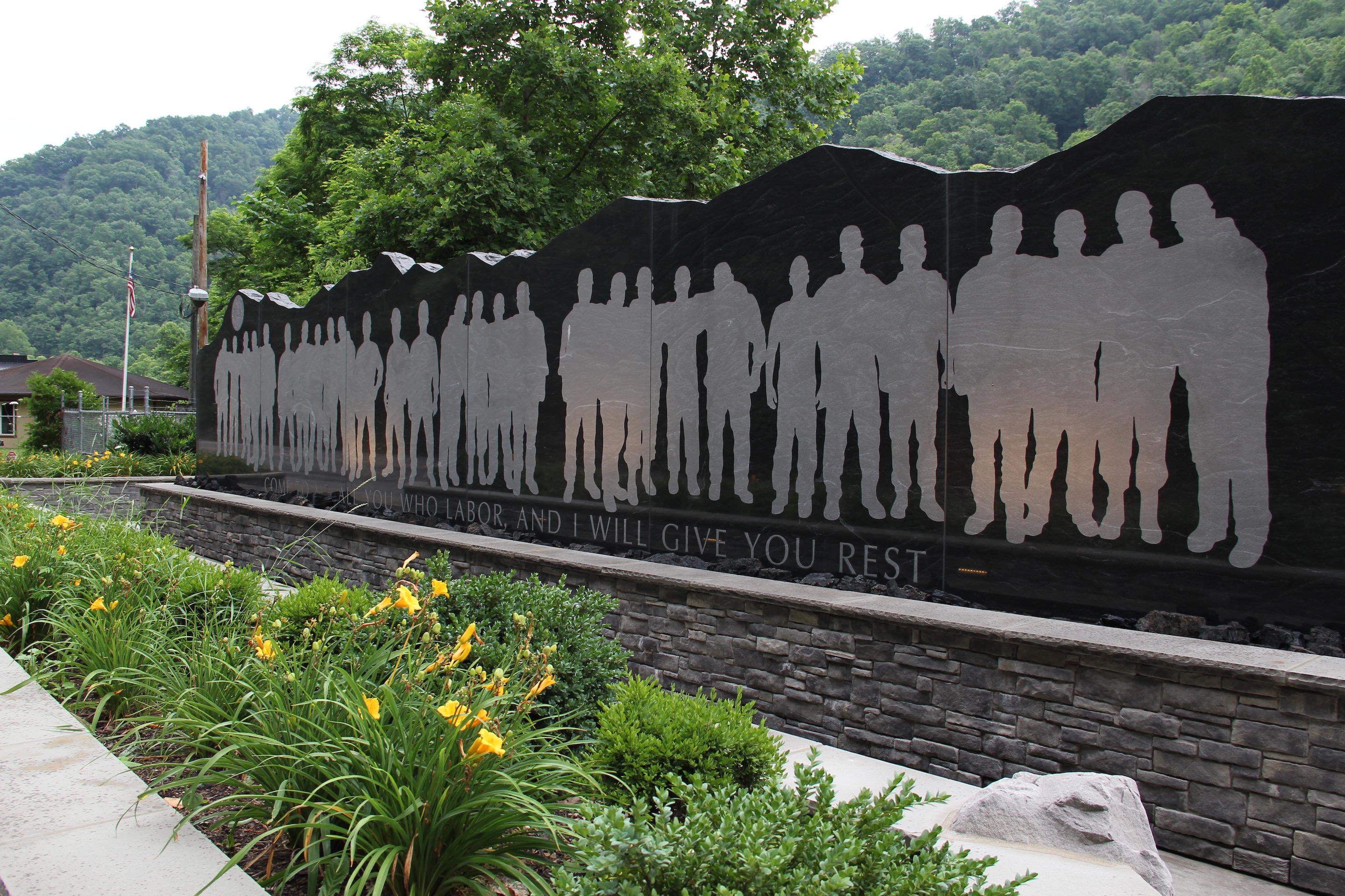Upper Big Branch Miners' Memorial